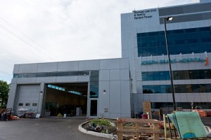 © Parkin Architects Ltd. | Joseph Brant Hospital – Nearing Completion