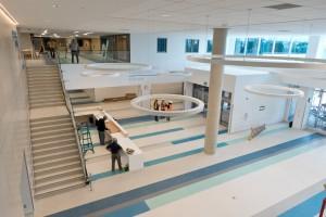 © Parkin Architects Ltd.   Joseph Brant Hospital – Nearing Completion