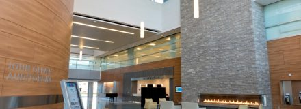 © Parkin Architects Ltd.   New Oakville Trafalgar Memorial Hospital Timeline   Design Highlights