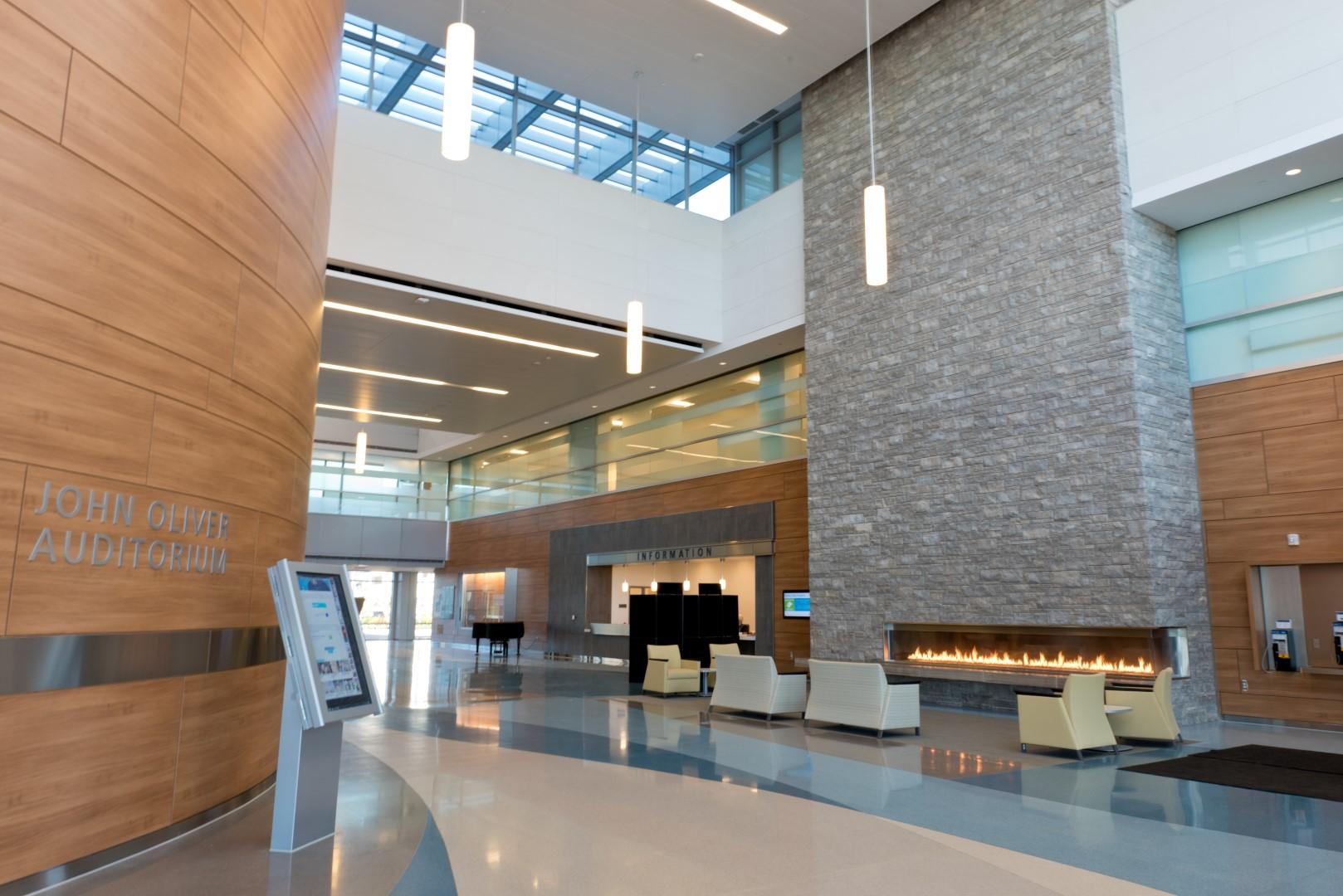 New Oakville Trafalgar Memorial Hospital Timeline | Design ...