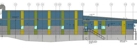 © Parkin Architects Ltd. | L'école des Trois-Soleils