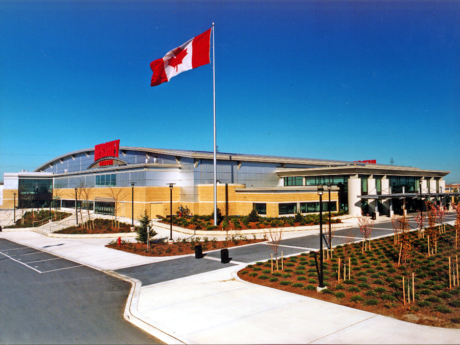 © Parkin Architects Ltd. | The Hershey Centre
