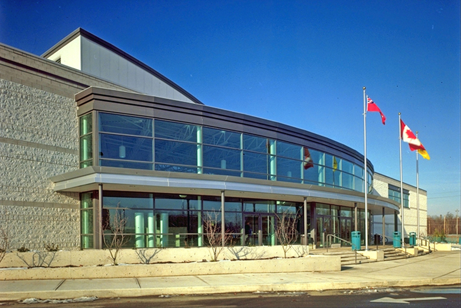 © Parkin Architects Ltd. | Waterloo Memorial Recreation Complex