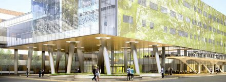 © Parkin Architects Ltd. | HSC Women's State-of-the-Art Hospital – Opening to Patients