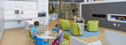 © Parkin Architects Ltd. | Rethinking Patient Care Facility Design