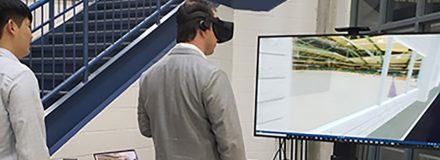 © Parkin Architects Ltd. | Collaborating on the Holodeck: Virtual Reality and the Immersive Design Process