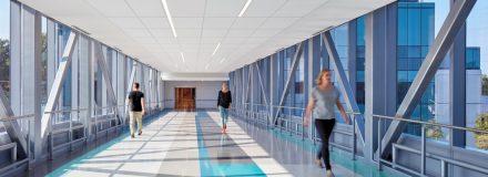 © Parkin Architects Ltd. | Joseph Brant Hospital Achieves LEED Silver Certification