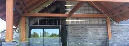 © Parkin Architects Ltd. | Progress Update – S. G. Nesbitt Memorial Arena
