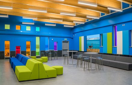© Parkin Architects Ltd. | Designing Flexible Educational Spaces for Students and Community: Two Northern Canadian Examples