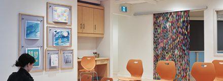 © Parkin Architects Ltd. | Marnie's Studio, SickKids, An Innovative Transformation