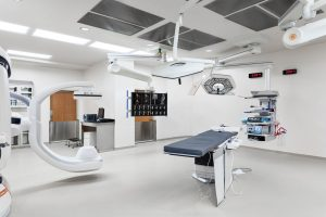 © Parkin Architects Ltd. | Endovascular Aneurysm Repair at William Osler Health System