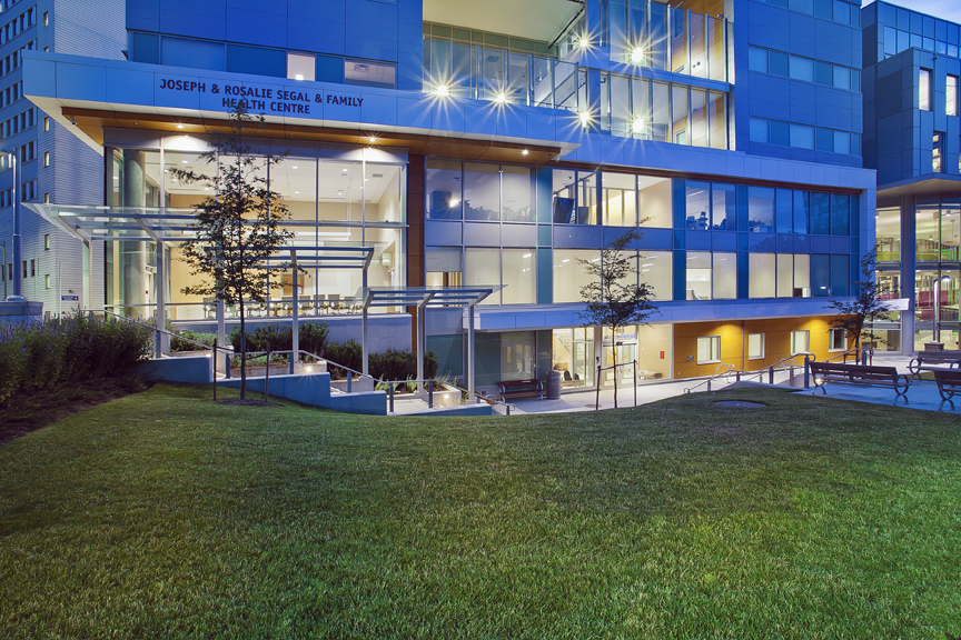 © Parkin Architects Ltd. | Joseph & Rosalie Segal Family Health Centre