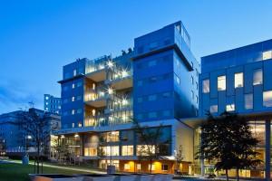 © Parkin Architects Ltd. | Vancouver's Joseph and Rosalie Segal Family Health Centre Wins European High Commendation