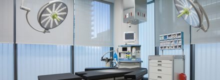 © Parkin Architects Ltd. | Ford and Tong Surgical Suite