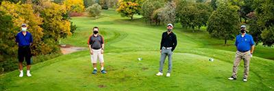 © Parkin Architects Ltd.   September Golf
