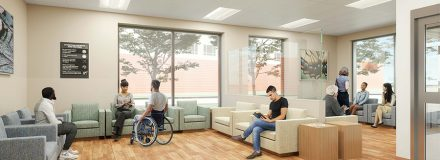 """© Parkin Architects Ltd. 