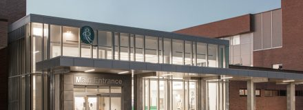 © Parkin Architects Ltd. | Queensway Carleton Hospital Mental Health Renovations