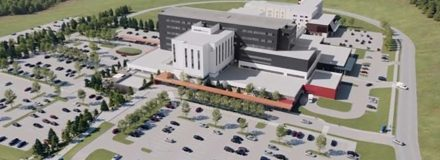 © Parkin Architects Ltd. | $750M Contract Awarded for New Corner Brook Hospital