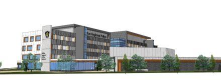 © Parkin Architects Ltd. | DESIGNING A BETTER POLICE STATION