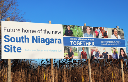 © Parkin Architects Ltd. | Infrastructure Ontario (IO) Announces Teams Prequalified for South Niagara Hospital