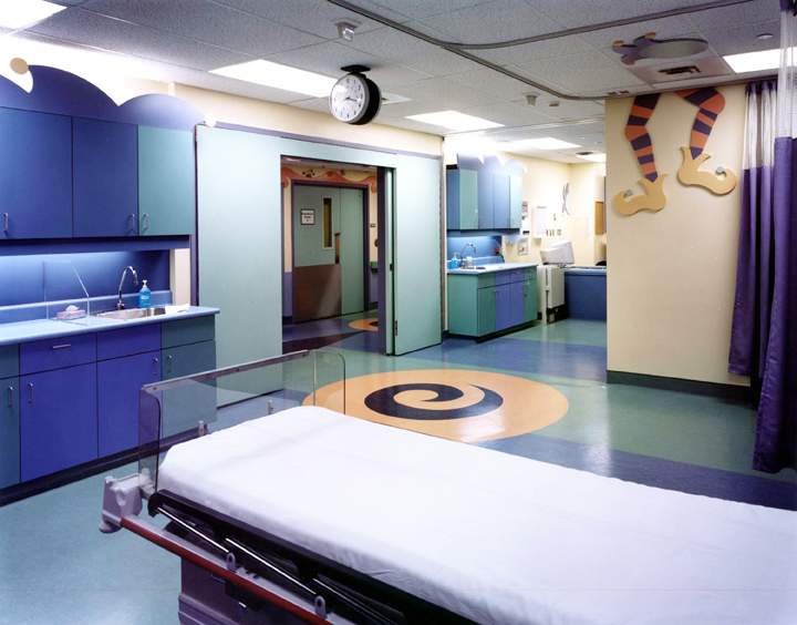 © Parkin Architects Ltd. | SickKids, Image Guided Therapy Suite