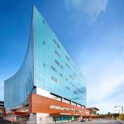 Surrey Memorial Hospital, Emergency Department & Critical Care Tower