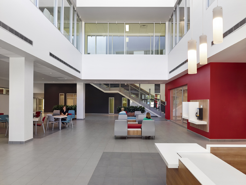 © Parkin Architects Ltd. | Southwest Centre for Forensic Mental Health Care