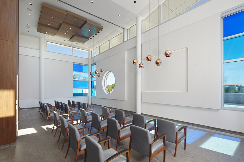© Parkin Architects Ltd.   Southwest Centre for Forensic Mental Health Care