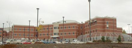 © Parkin Architects Ltd. | Correctional Facility Design for Staff Well-Being