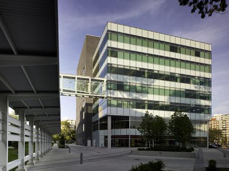 © Parkin Architects Ltd.   Trillium Health Centre, Office Building