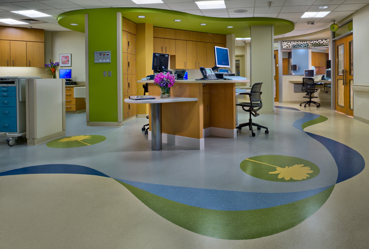 © Parkin Architects Ltd. | Rainbow Babies & Children's Hospital
