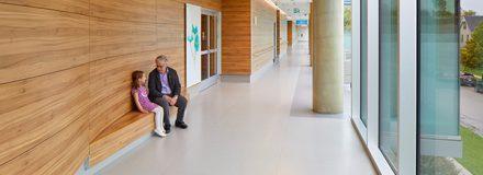 © Parkin Architects Ltd.   Health Sciences Centre (HSC), Women's Hospital:  Designing for the Patient's Spectrum of Life