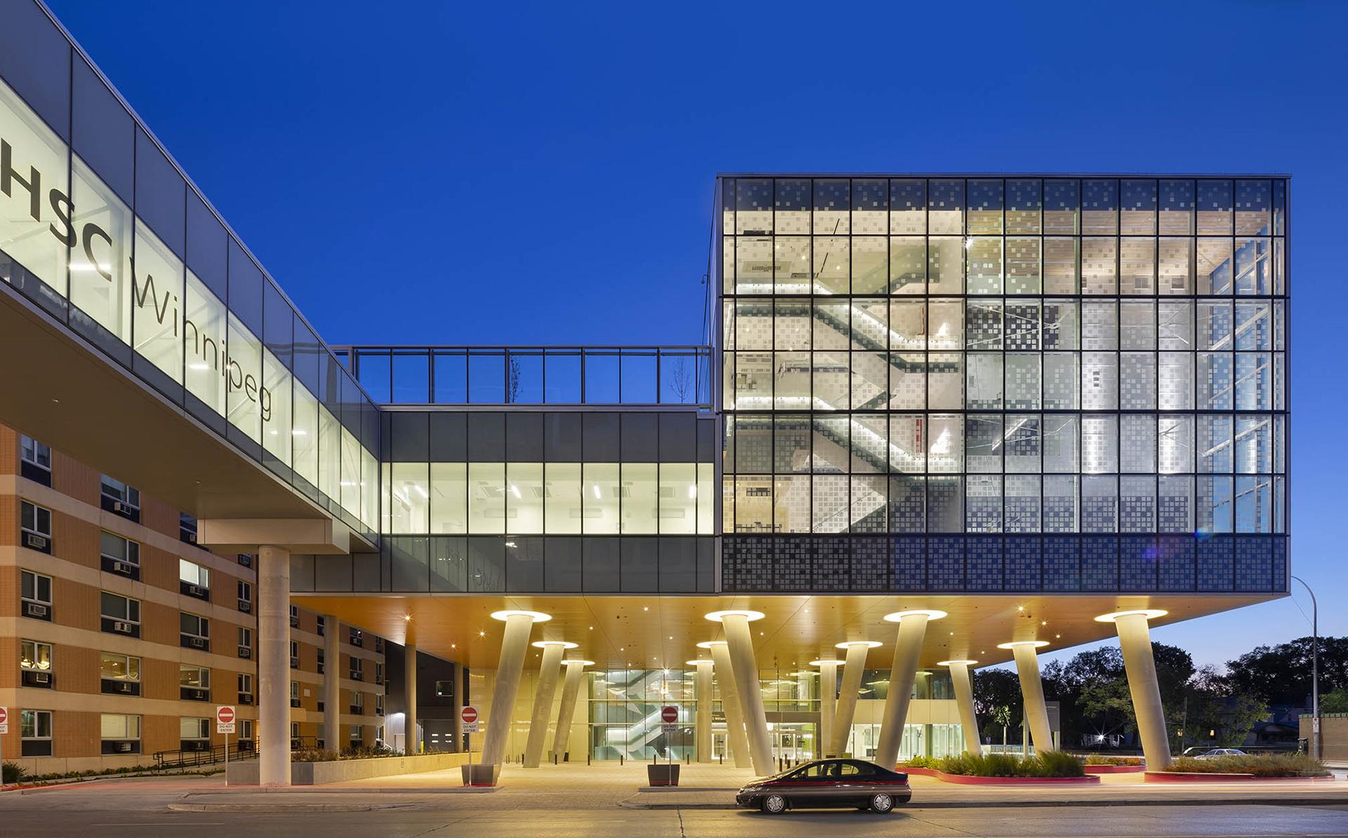 © Parkin Architects Ltd. | Homepage