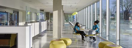 © Parkin Architects Ltd. | Designing the Built Environment to Alleviate Fatigue and Burnout in Nurses