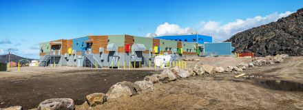 © Parkin Architects Ltd. | Parkin wins another AWARD for Northern High School Design